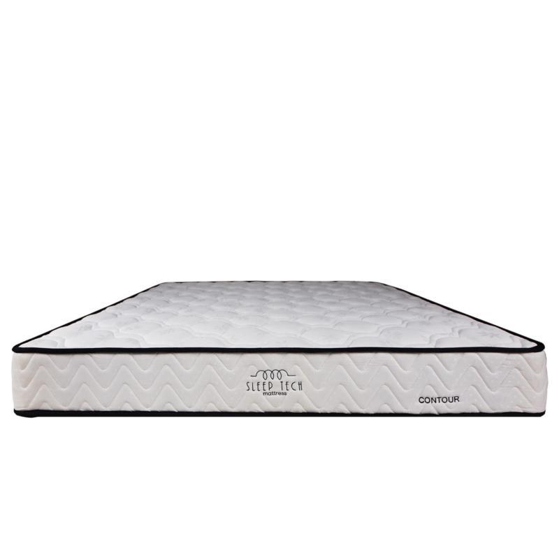 Contour Bonnell Spring Queen Size Mattress by Sleep Tech™