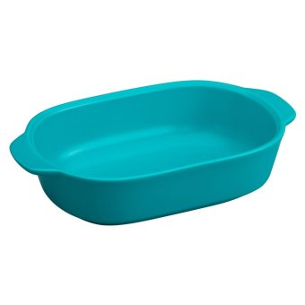 CW by CorningWare Baker Blue