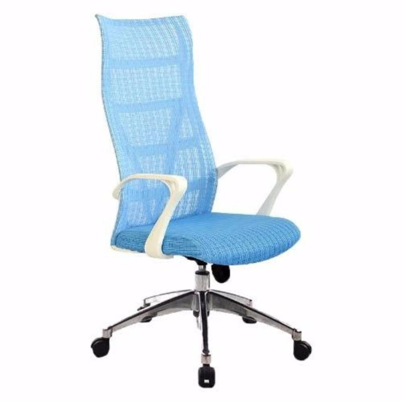 D29A Shanelle Office Chair (Blue)(Installation Option Available) Singapore