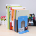 Deli stationery cute cartoon books metal color pink student large book file bookend book by book shelves