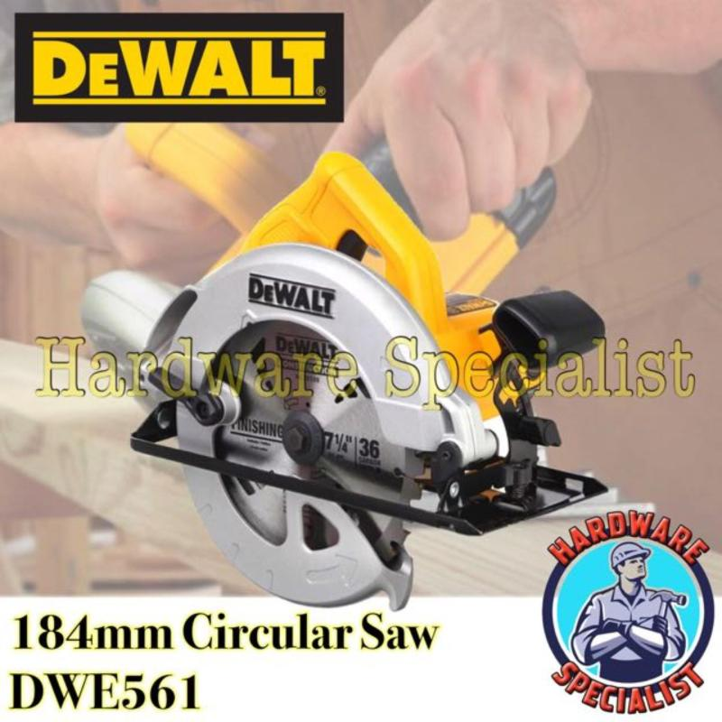 Dewalt 184mm ElectricCircular Saw DWE561