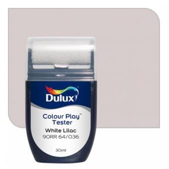 Harga Dulux Colour Play Tester White Lilac 90RR 64/036