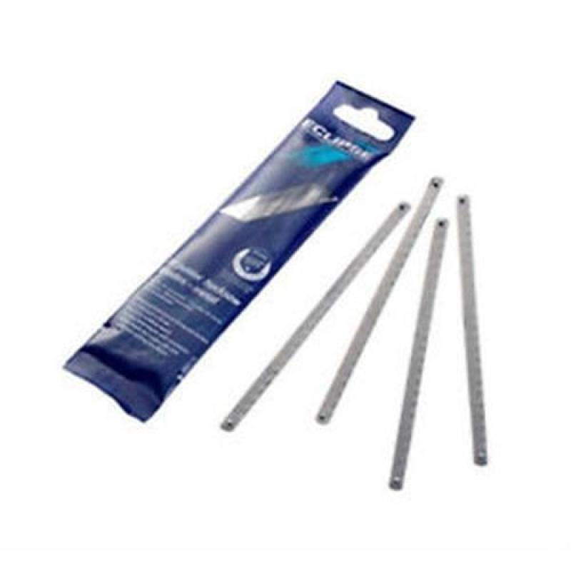Eclipse Junior Hacksaw Blades (Pk of 10) [71-132R]