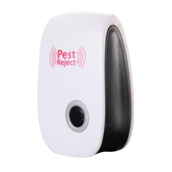 Electronic Ultrasonic Anti Pest Mosquito Cockroach Mouse Repel Tool - intl