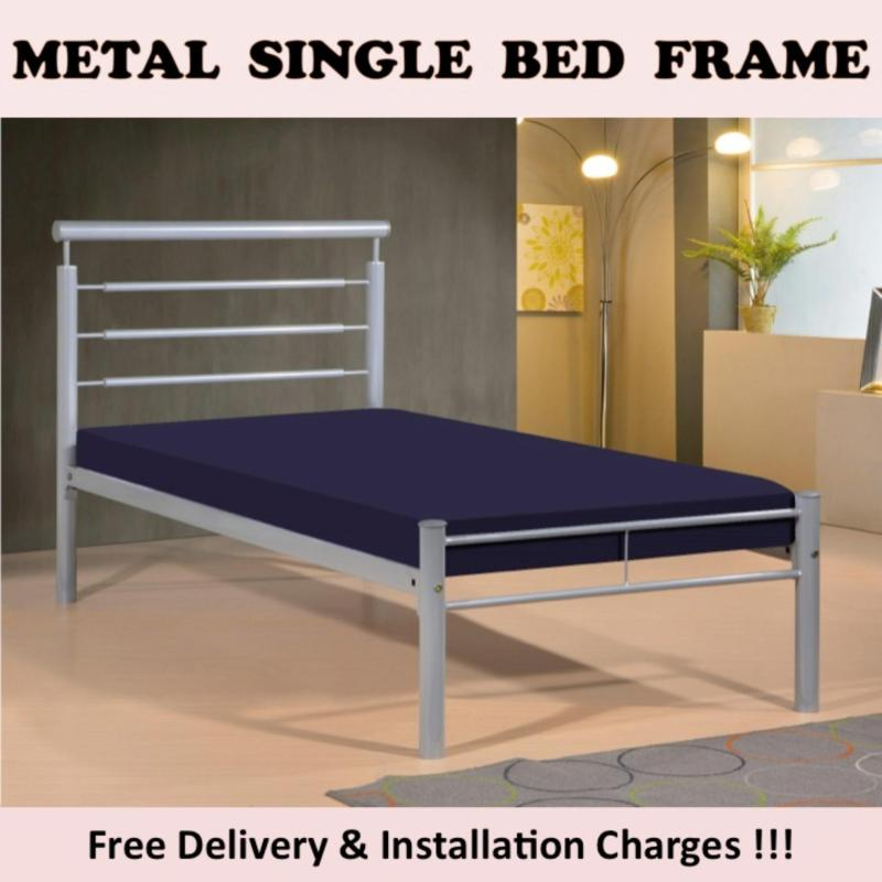 ELLA Single Bed with Pull Out + 2 Plywood