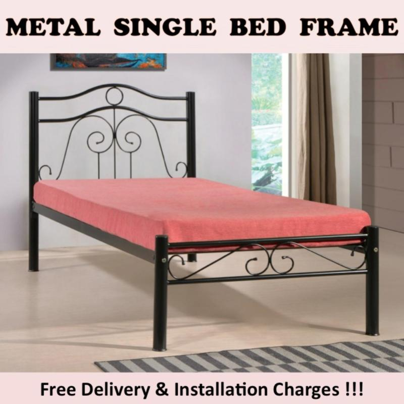 EMMA Single Bed with Plywood