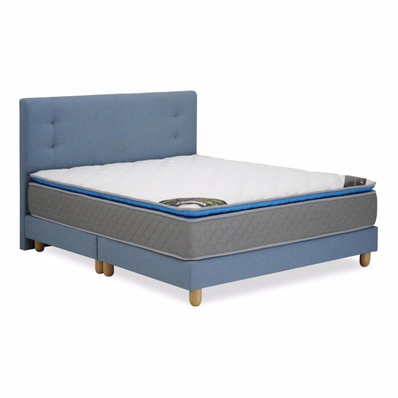 Enzo PVC Divan Bed (FREE DELIVERY)(FREE ASSEMBLY)