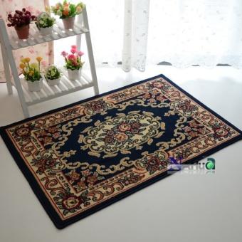 European Wilton Carpet Doormat Home Floor Mat Bedroom Door Coffee Table Sofa Living Room