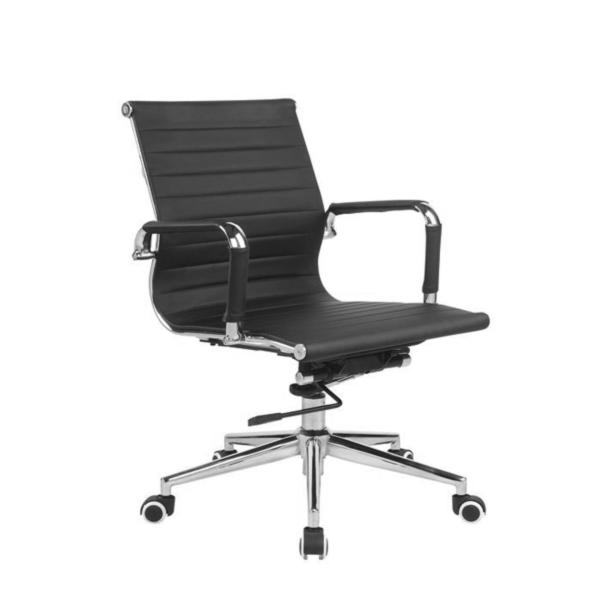 EVA Conference Office Chair (PU Leather) Singapore