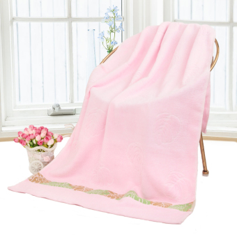 Feiyiban cotton extra-large thick soft children's bath towel cotton Bath towel