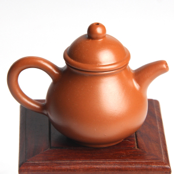 Harga Fine clay mini teapot entirely handmade tea play