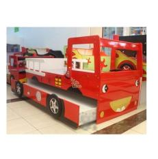 Fire Engine Pull Out Bed