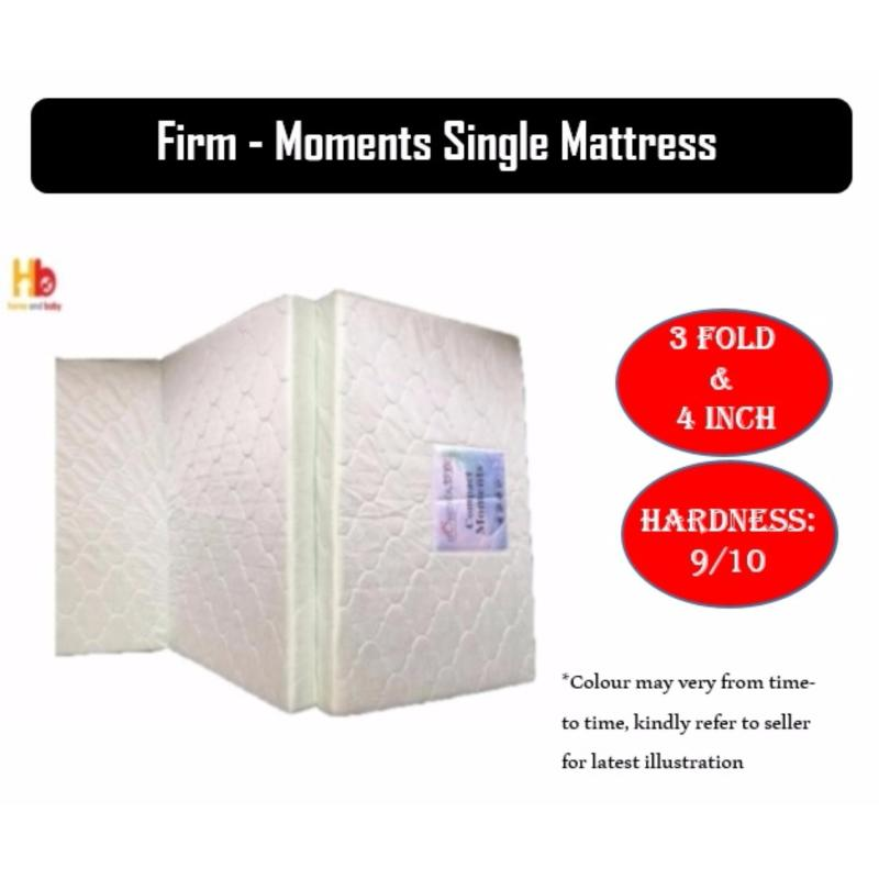 Firm - Moments 3 Fold Mattress 4 - Inch