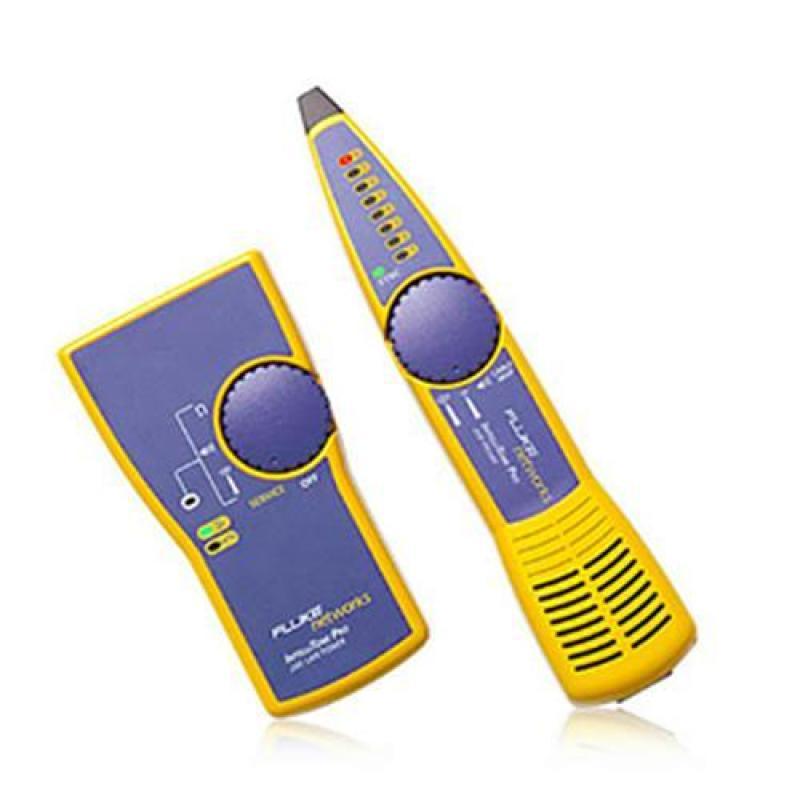 Fluke Networks MT-8200-60-KIT IntelliTone Pro 200 Lan Toner & Probe Kit, SmartTone Analog Toning [MT-8200-60 KIT]