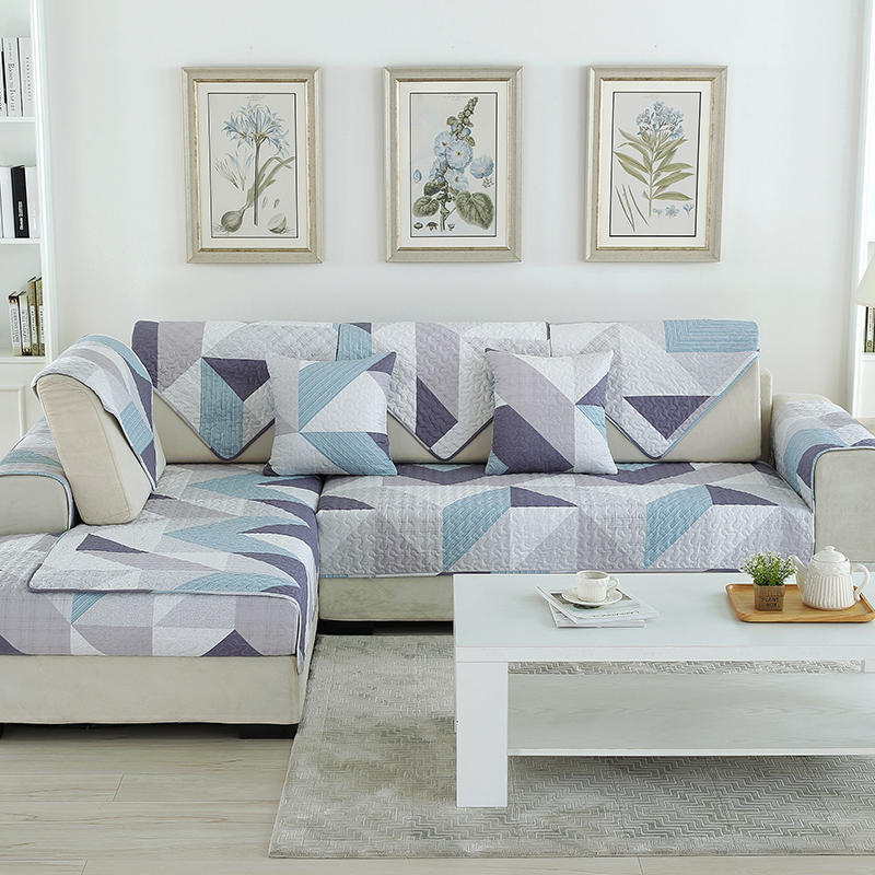 Singapore Four Seasons General Fabric Sofa Cushion Cotton Cover