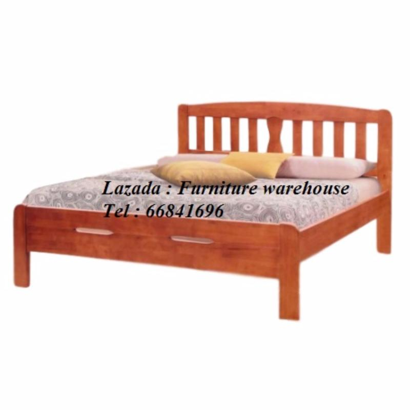 FW31 King size Wooden Bed