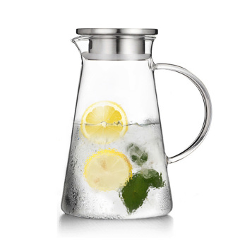Goods is still home explosion-proof heat-resistant-high temperature Glass kettle cool cold water pot