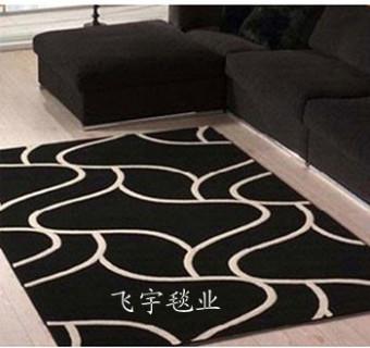 Handmade Acrylic Carpet Living Room Coffee Table Foyer Bedroom Sofa Mats Home Full Shop