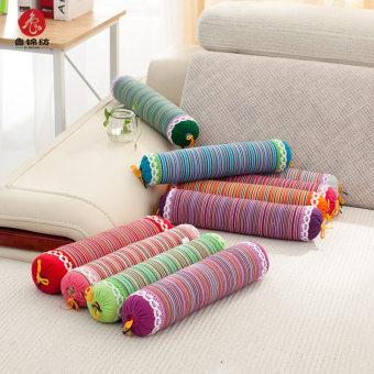 Handmade Old coarse neck pillow - 2