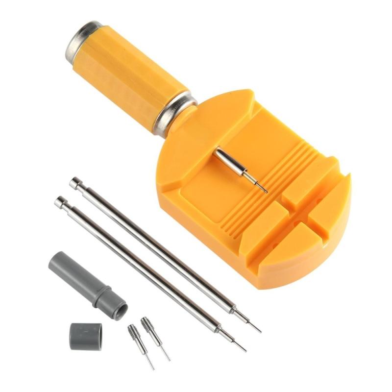 hazyasm Watch Link Pin Remover Band Strap Adjusting Repair Kits Tools - intl