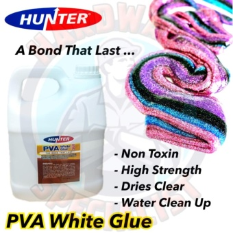 Hunter PVA White Glue (Slime Making)