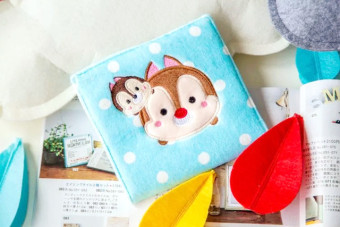 Harga Alice tsum chipmunk mickey minnie snow white sanitary napkin bag storage bag