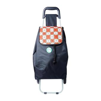 Harga Dolphin Collection Market Trolley - 42L