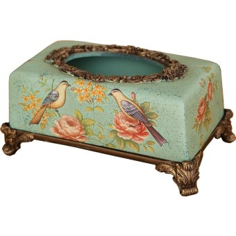 Harga Style country European furnishings bird napkin Carton