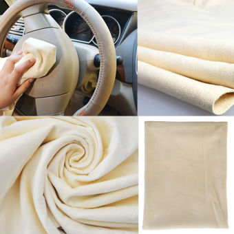 Harga Car Washing Cloth Cleaning Towel Wipes Magic Chamois Leather Clean Cham