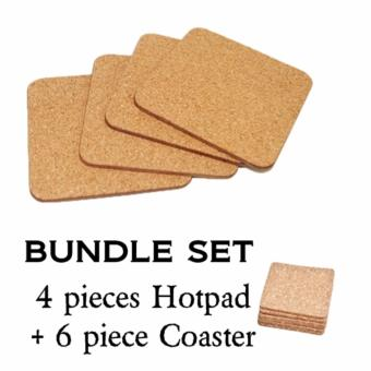 Harga Amorim SQ Hotpad & Coaster (Bundle Set)