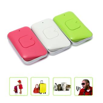 Harga 1PC Smart Bluetooth Anti-lost Finder Remote Shutter Self-timer for iPhone Andriod Smartphones (Green) - intl
