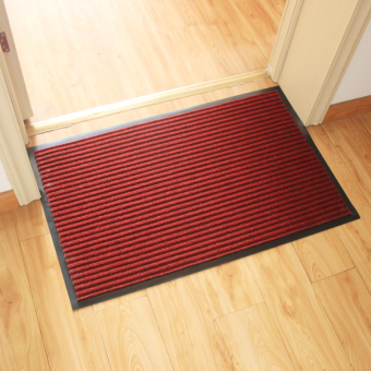 Harga Household vacuum cleaner floor mats door mats doormat bathroom mats entry door entrance door entrance hall slip rub soil