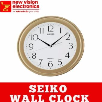 Harga Seiko Wall Clock .Model :QXA535G.New Design