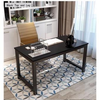 Harga Table - Office Study Table Modern Simple Style Computer Desk PC Laptop Study Table