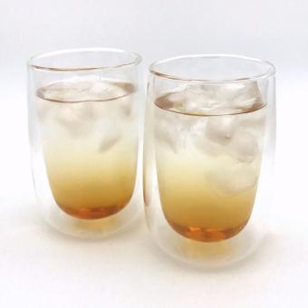 Artless Goods Double Wall Glass 400ml L (Set of 2)