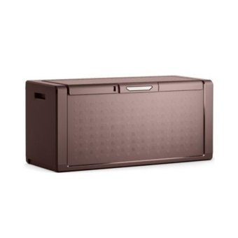 Harga KIS Outdoor Chest - Brown