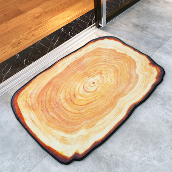 Harga Ring into the household door mats doormat door hall bathroom bedroom door mat absorbent mat bathroom non-slip mat