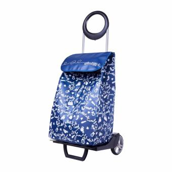 Harga Gimi Shopping Trolley Easy Go (Blue)