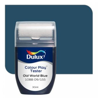 Harga Dulux Colour Play Tester Old World Blue 10BB 09/155
