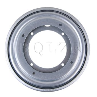 Harga 14cm Turntable Bearing Round Iron Silver (EXPORT)