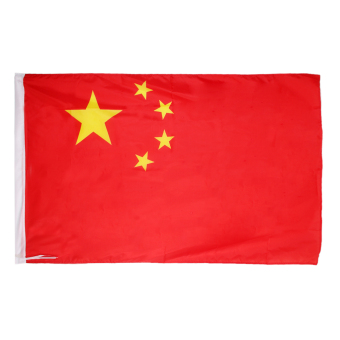 Harga Large China National Flag Chinese Country Flags Banners 144 96CM