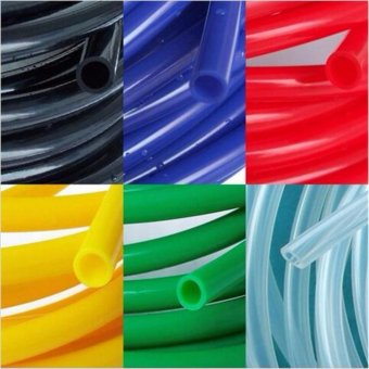 Harga 6x8mm Food Grade Imported Silicone Hose Flexible Tube -2Meters - intl