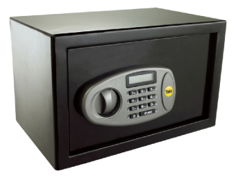 Harga Yale Safe YSS/250/DB2 Medium (Black)