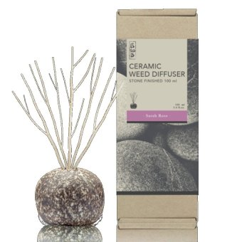 Harga Sarah Rose - Ceramic Stone Reed Diffuser 100ml