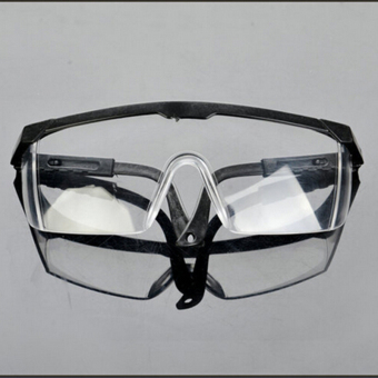 Harga Jetting Buy New Safety Eye Protection Clear Lens Goggles Glasses From Lab Dust Paint Lab Black