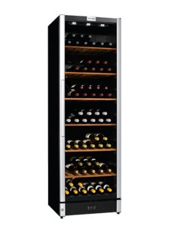 Harga Vintec ALV190SG2E 155 Bottles Wine Chiller (Black)