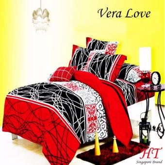 Harga 2017 Design *New Arrival *Bed Sheet Set *Premium Quality *King Size