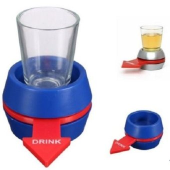 Harga Spinner Spin The Shot Glass Drinking Game Fun Party Gift Christmas New Year