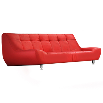 Harga Hermes Sofa (Red) (Free Delivery)