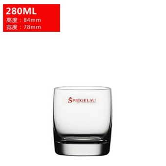 Harga Germany spiegelau imported crystal glass whiskey cup creative spirits cup juice cup heat-resistant cup